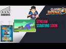 Trophy Road SURPRISE STREAM w GadjetGotGame in Clash Royale