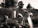 Серебряные мужские украшения в байкерском и рокерском стиле