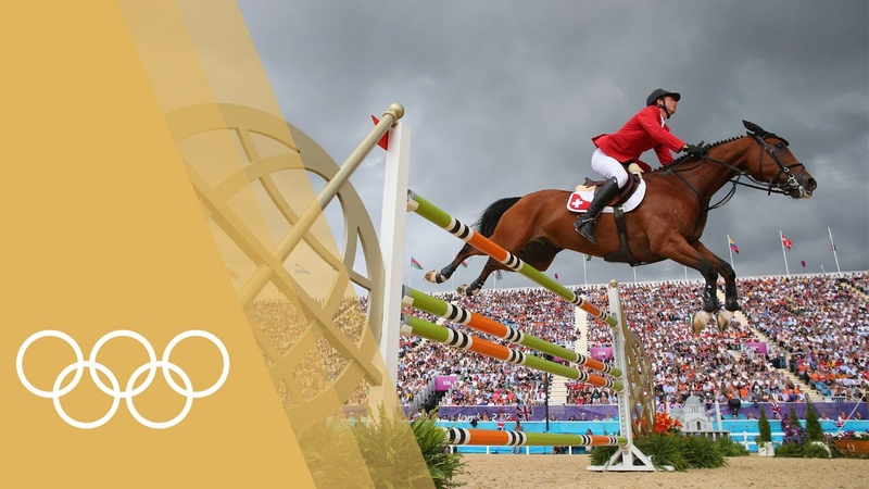 Steve Guerdat [SUI] - Equestrian Individual Jumping | Champions of London 2012
