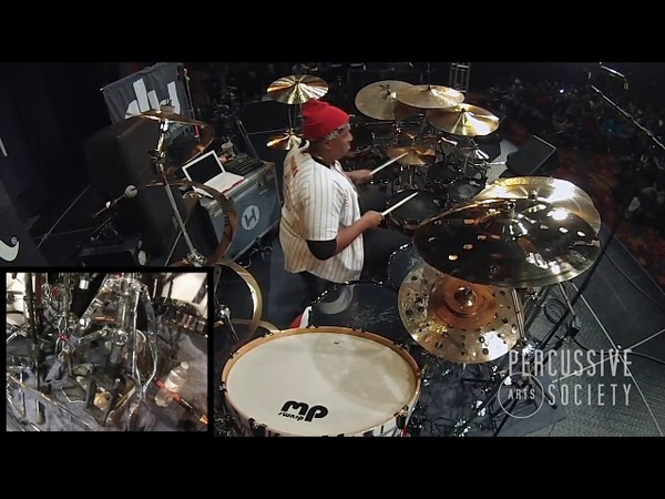 Opening Drum Solo By Eric Moore II - PASIC17
