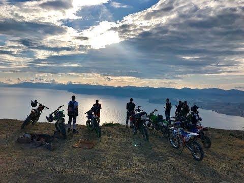 Судак Прохват по горе Меганом с видео Блогерами