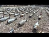При разминировании сирийской Думы нашли боеприпасы, произведённые странами НАТО