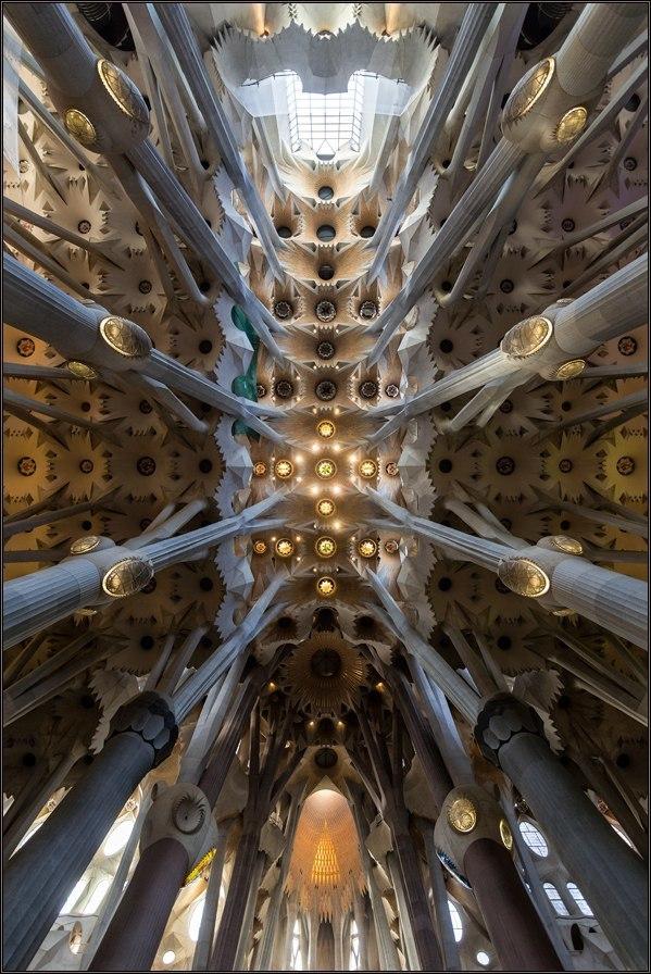 La Sagrada Familia - Gaudi's masterpiece
