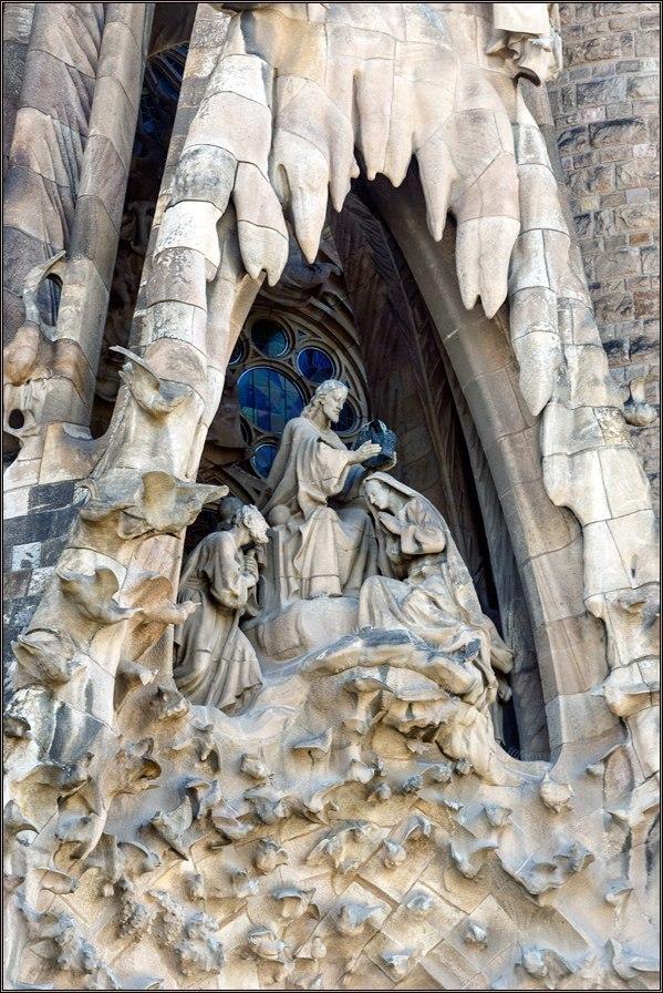 La Sagrada Familia — Gaudi's masterpiece