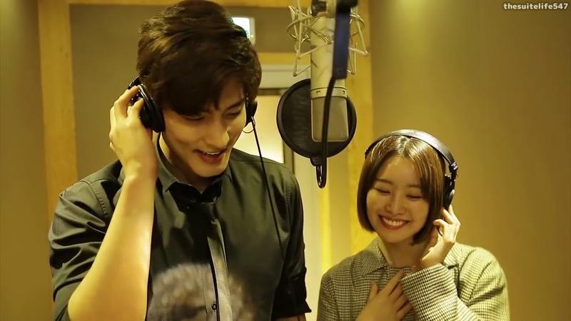 Song Jieun Sung Hoon - Same (Hangul, Romanization, Eng Sub)