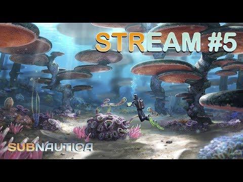Прохождение Subnautica 5 База Левиафаны Вулкан