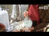 Distillation de la fleur doranger
