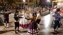 La Dansá (1) Plaza de la Virgen 12 Mayo 2018 valencia