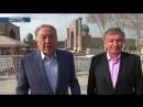Samarqanddagi samimiy uchrashuv - Shavkat Mirziyoyev va Nursultan Nazarbayev