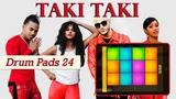 Dj Snake - Taki Taki (Drum Pads 24 Cover Instrumental)