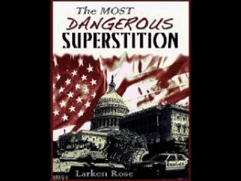 Larken Rose - Government -- The Fallacy of Ad Verecundiam (Part 3) - Gnostic Media podcast 138