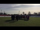 Сегодня перед тренировкой  «Спартаку» вручили «Серебряную лань»