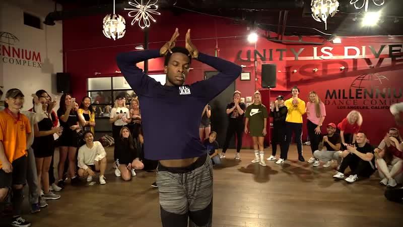 TAKI TAKI - DJ Snake, Cardi B Selena Gomez Dance - Matt Steffanina Chachi