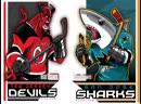 New Jersey Devils 🆚 San Jose Sharks