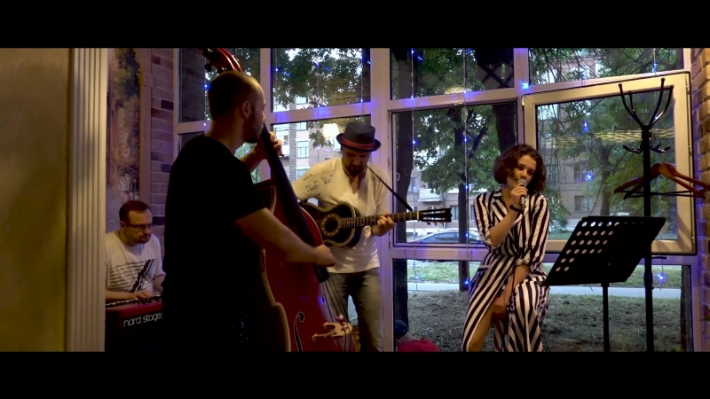 JAKO JAZZ BAND - Otherside (RHCP Swing Ver. | Live Festival Bar 2018)