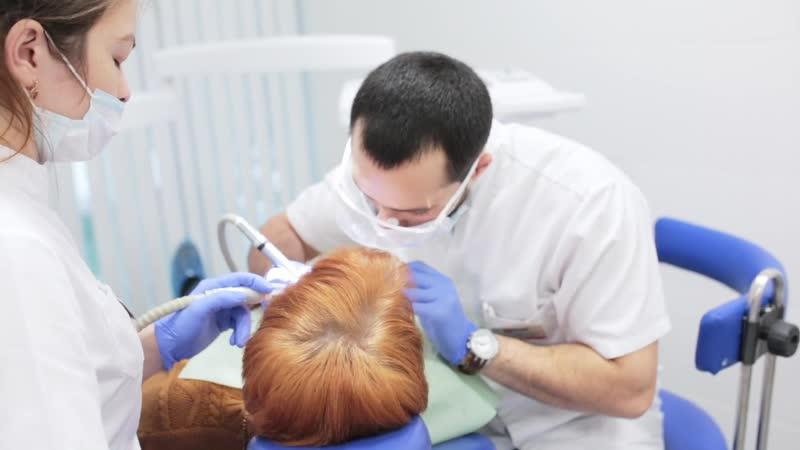 Препарирование зуба под коронку Н Байрамов