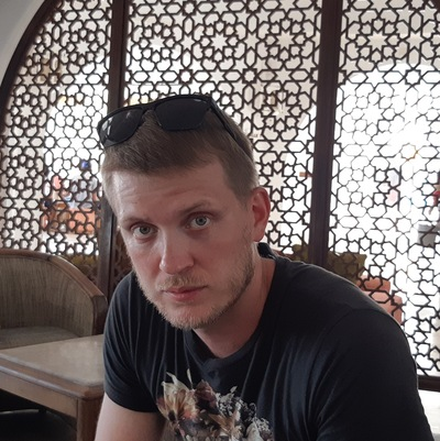 Павел Швецов