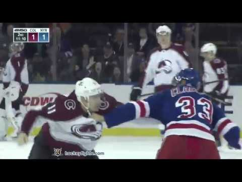 Matt Calvert vs Fredrik Claesson Oct 16, 2018