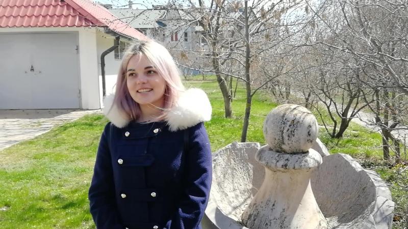 Марина Старикова   Элиста   15 апреля 2018
