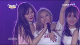 HYUNA x (G)I-DLE - BUBBLE POP @ UNITED CUBE CONCERT 2018