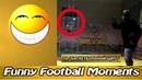 Funny Football Moments: 10. БАСКЕТБОЛЬНЫЙ ЩИТ !