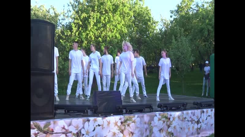 Праздник Белая ночь в Коломенском Танцевальное шоу Originality 18 мая