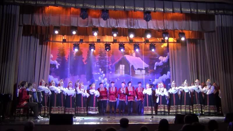 Гала-концерт фестиваля Рождественская звезда. Хор ЗиЛ