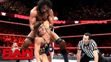 Chad Gable vs. Jinder Mahal Raw, June 18, 2018