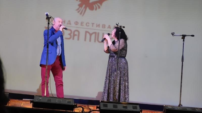- В Яган -Докье Малопургинского р-на, прошел Республиканский Гранд фестиваль Роза Мира-2018 г.