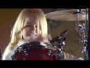 10 YEAR OLD GIRL DRUMMER Shows Judges Why Shes The BEST! Got Talent Global