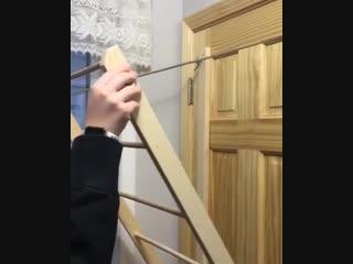 Идея сушилки - Строим дом своими руками