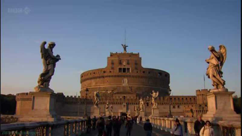 BBC Сокровища Древнего Рима Пышность и извращения 2 серия