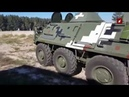 NO COMMENT: Upgraded BTR-60MK armoured personnel carrier begins road trials