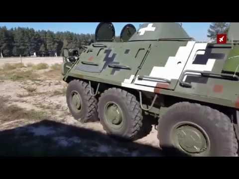 NO COMMENT Upgraded BTR-60MK armoured personnel carrier begins road trials