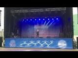 Александр Коган на Всероссийском фестивале Песни России 2018