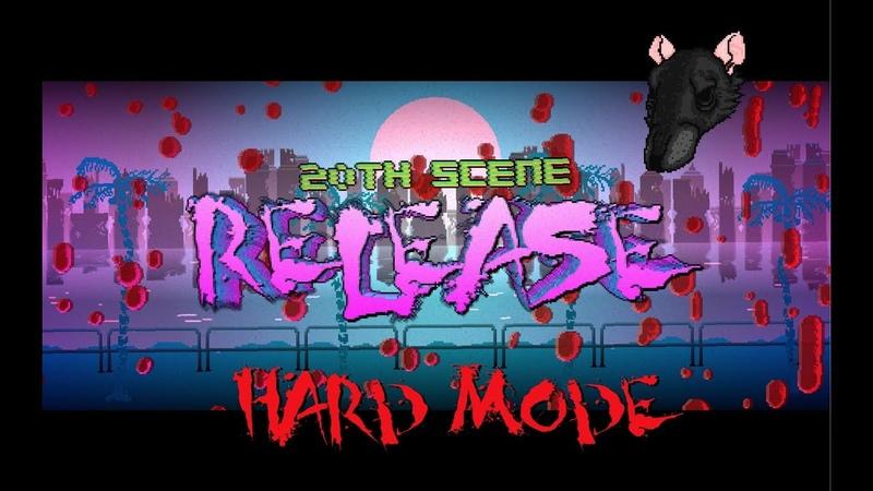 Vuk's HARD MODE Hotline Miami 2 Scene 20 Release