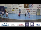 Italy League - Quarter Finals / 2nd Leg Match - Lollo Caffè Napoli 3x3 Came Dosson