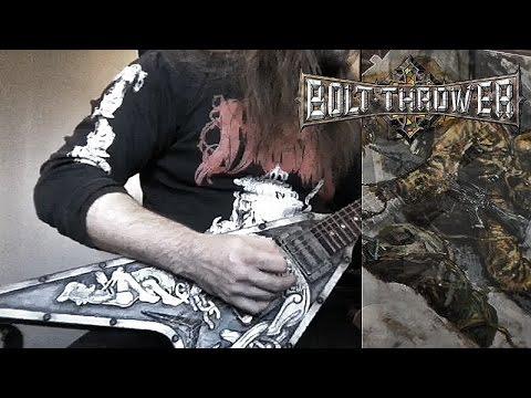 Tribute To Bolt Thrower Mercenary Medley