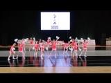 Х Чемпионат Стран Восточной Европы по Чир спорту, в рамках XVВсемирной Танцевальной Олимпиады 2018