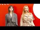 [4K영상] '2019 S/S 헤라서울패션위크' 이엑스아이디(EXID) 정화-LE, 살짝보이는 섹시미(181016)