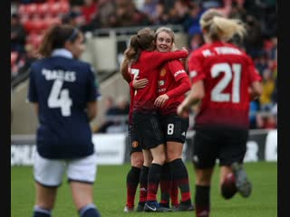 Highlights ¦ manchester united women 8-0 millwall lionesses ¦ fa womens championship