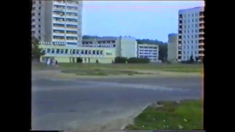 Нарезка из Обнинской кинохроники (передача Постфактум)