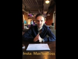 Max Yes Boss Fashion &amp Money