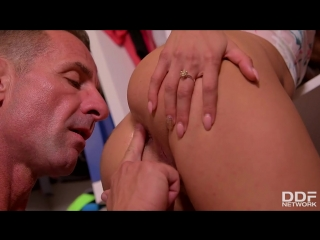 Eveline Dellai - Punishing Her Pink [Anal, Brunette, Natural Tits, Teen, New Por