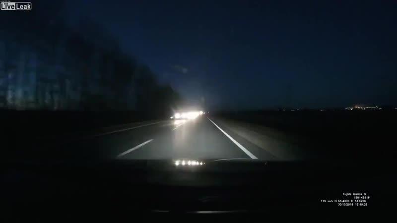 Из темноты. Внезапный конец пути