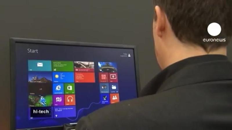 Euronews новітні технології - Компютерні дива - на ярмарку CeBIT у Ганновері