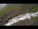 Водопад Девичье косы в Приэльбрусе 26.06.2018