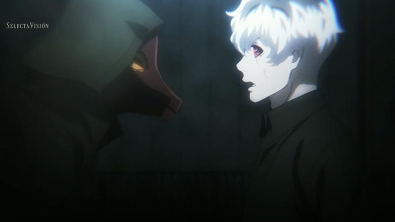 「AMV」Tokyo Ghoul:re Season 3 | Haise/Kaneki vs Orochi/Nishiki | Whispers in the Dark