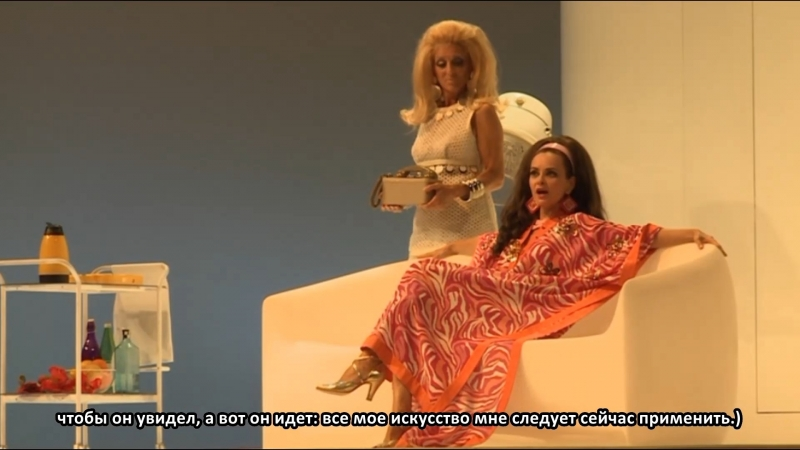 Gioachino Rossini - L'Italiana in Algeri / Итальянка в Алжире (Pesaro, 2013) рус.суб.
