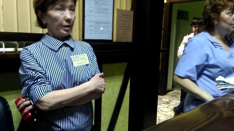 Беспредел в Нижнекамской городской бане отказ в обслуживании